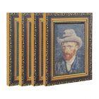万博betmax客户端万博手机注册梵高博物馆授权梵高自画像精装笔记本APYQ3B21官方授权经典肖像